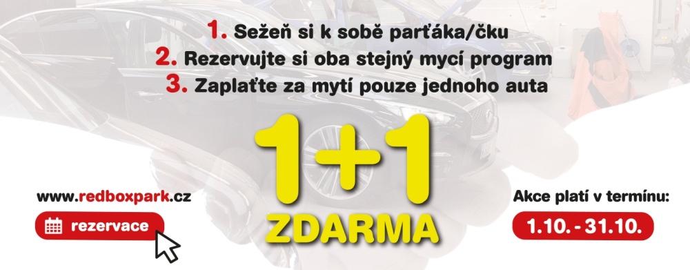 Ruční mytí aut Brno akce